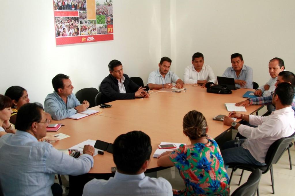 Consolidarán sectoriales del PT inclusión social en la Cuarta Transformación