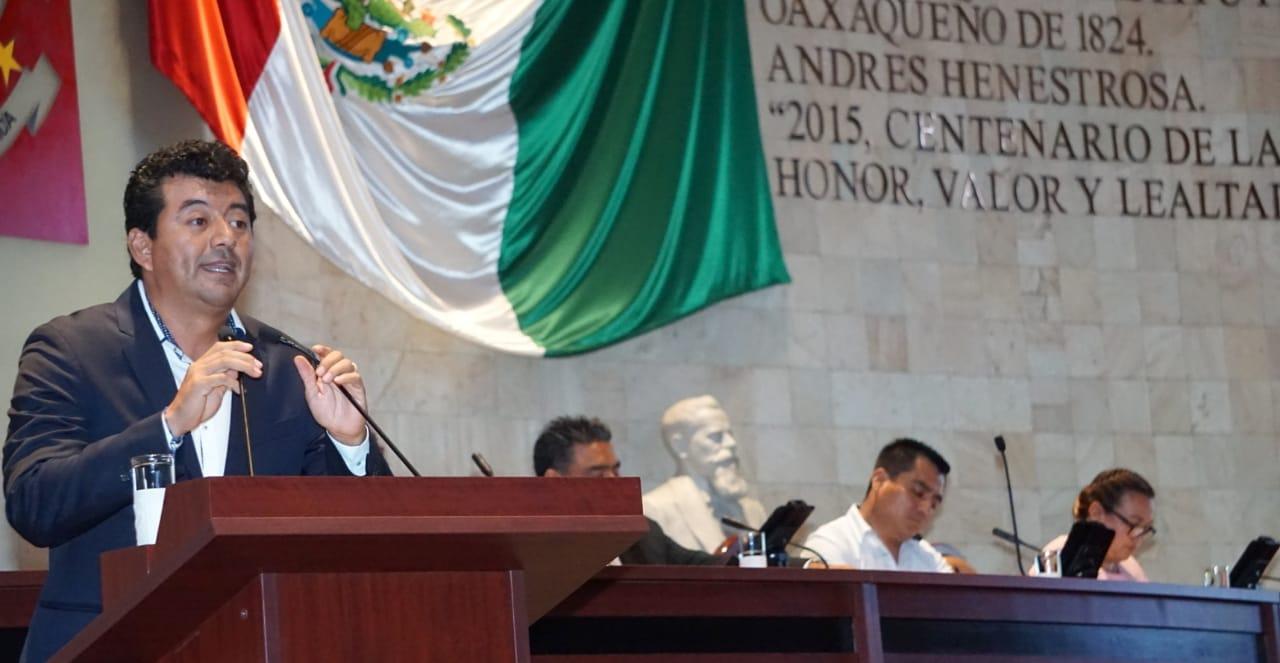 PAN no permitirá que se transgreda el trabajo de la LXIII Legislatura, responde Mendoza Reyes a Yeidckol