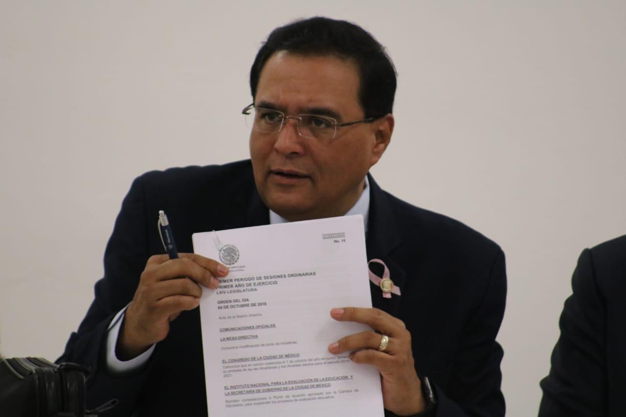 Cooperativas de ahorro, motor del crecimiento nacional, presenta Benjamín Robles iniciativa