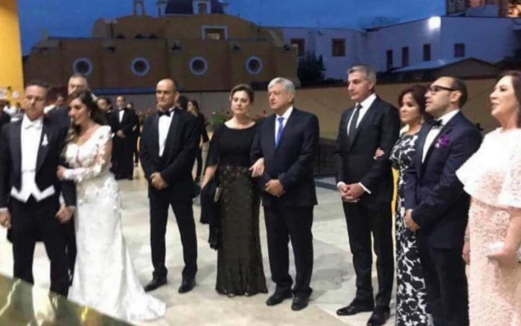 CRÓNICA POLÍTICA: Una boda, donde la forma es fondo