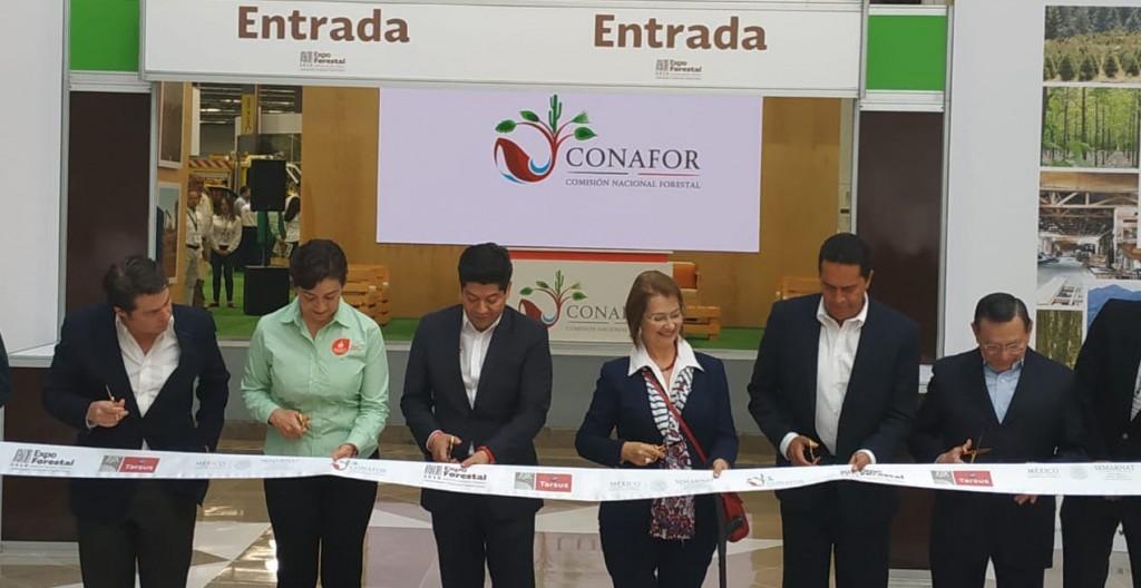 Oaxaca participa en la Expo Forestal más importante en Guadalajara