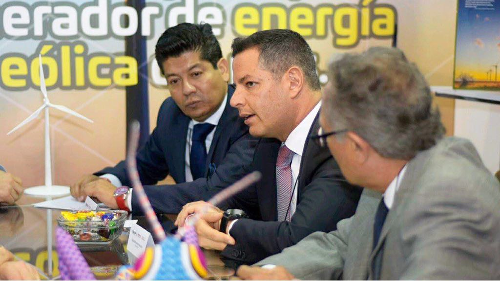 Oaxaca, líder nacional en la generación de energía eólica en México