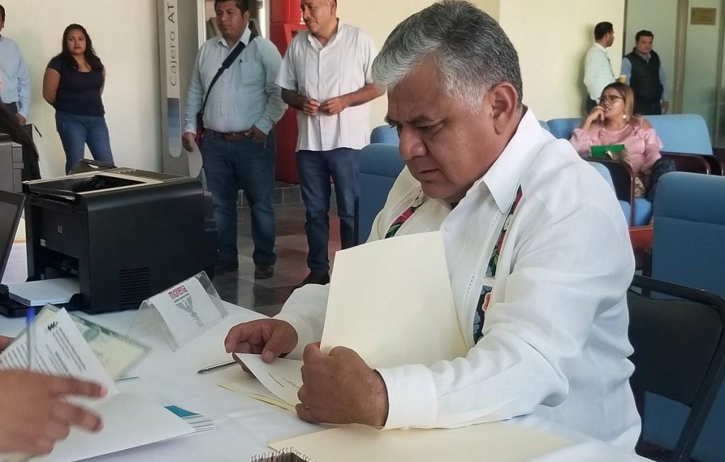 Othón Cuevas niega división entre diputados morenistas, y acepta aspirar a liderar la bancada