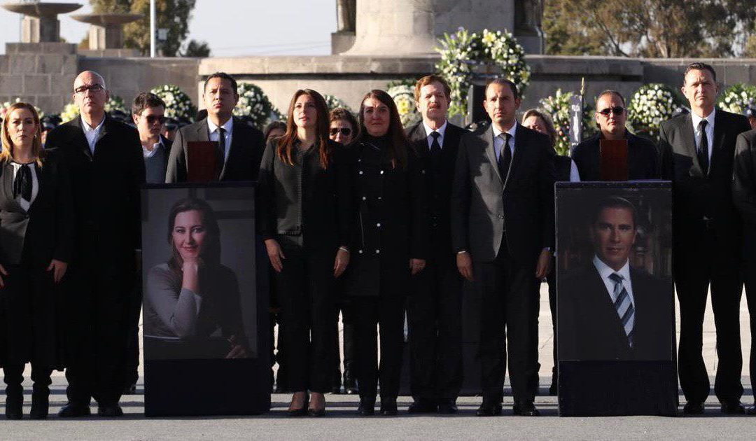 Pide PAN a Gobierno Federal investigar a fondo accidente de Martha Erika Alonso y Rafael Moreno Valle