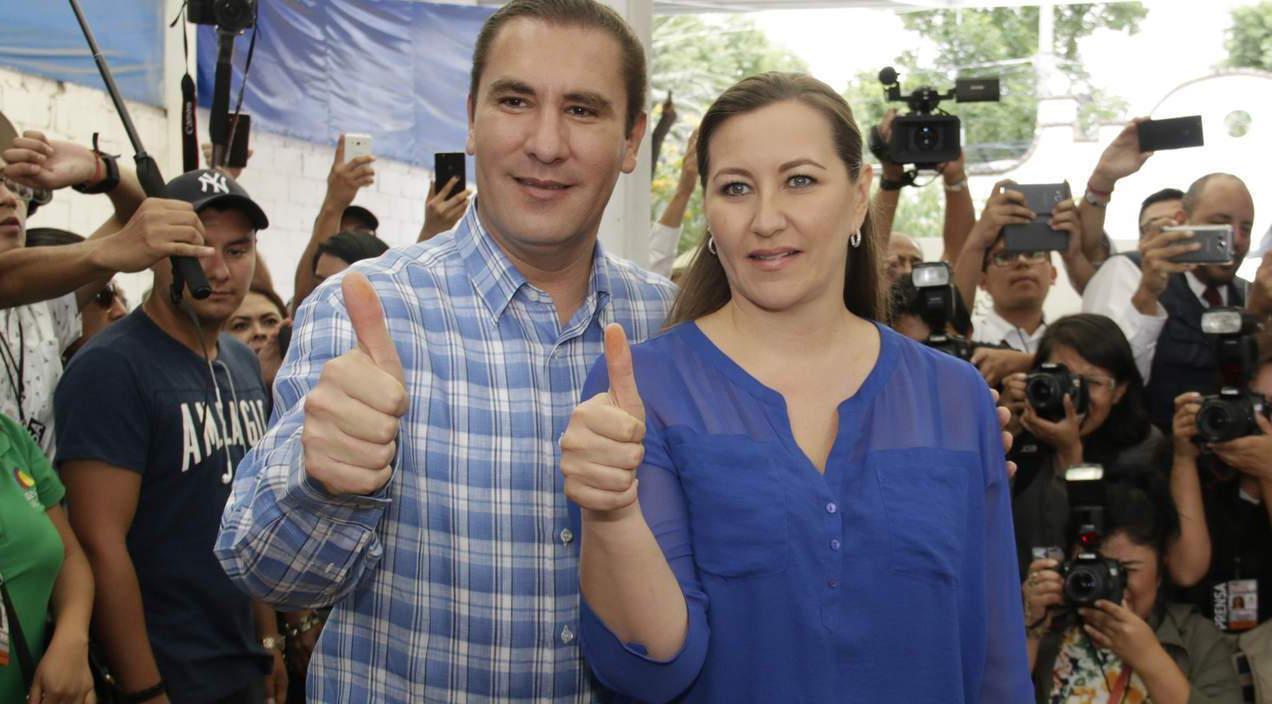 ANDARES POLÍTICOS: Martha Erika y Rafael, exacerban la miseria política