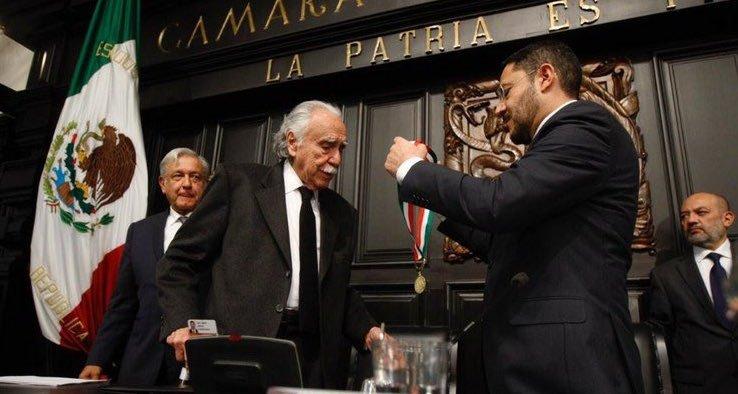 Sócrates A. Campos Lemus: Carlos Payán y la Belisario Domínguez