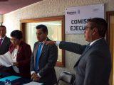 Adán Córdova, nuevo presidente del Comité de Participación Ciudadana del Sistema de Combate a la Corrupción de Oaxaca