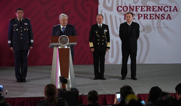 Presidente convoca a jóvenes a conformar Guardia Nacional