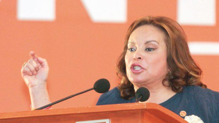 Avanza en el INE nuevo partido de Elba Esther