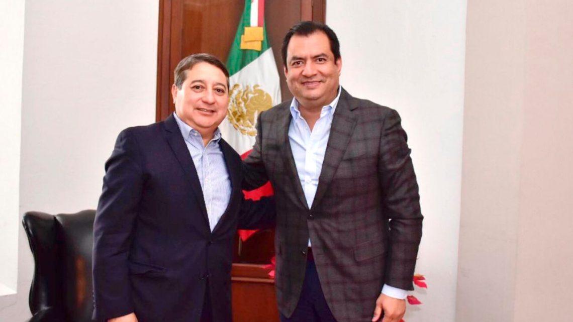 Gobierno Municipal de Oaxaca y BANOBRAS buscarán proyectos estratégicos para la capital