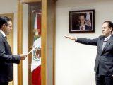 Designa titular de la Sefin a nuevo Procurador Fiscal y Administrador