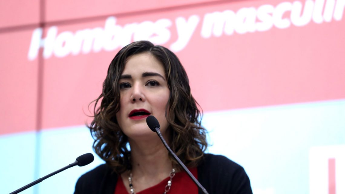 Mujeres y hombres deben luchar para construir sociedades y democracias igualitarias: Consejera Dania Ravel