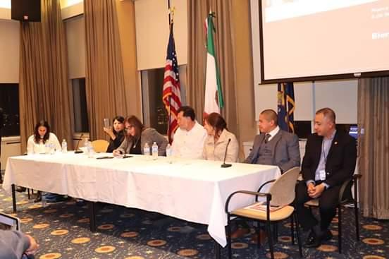 Funcionarios mexicanos ofrecen apoyo a migrantes mixtecos