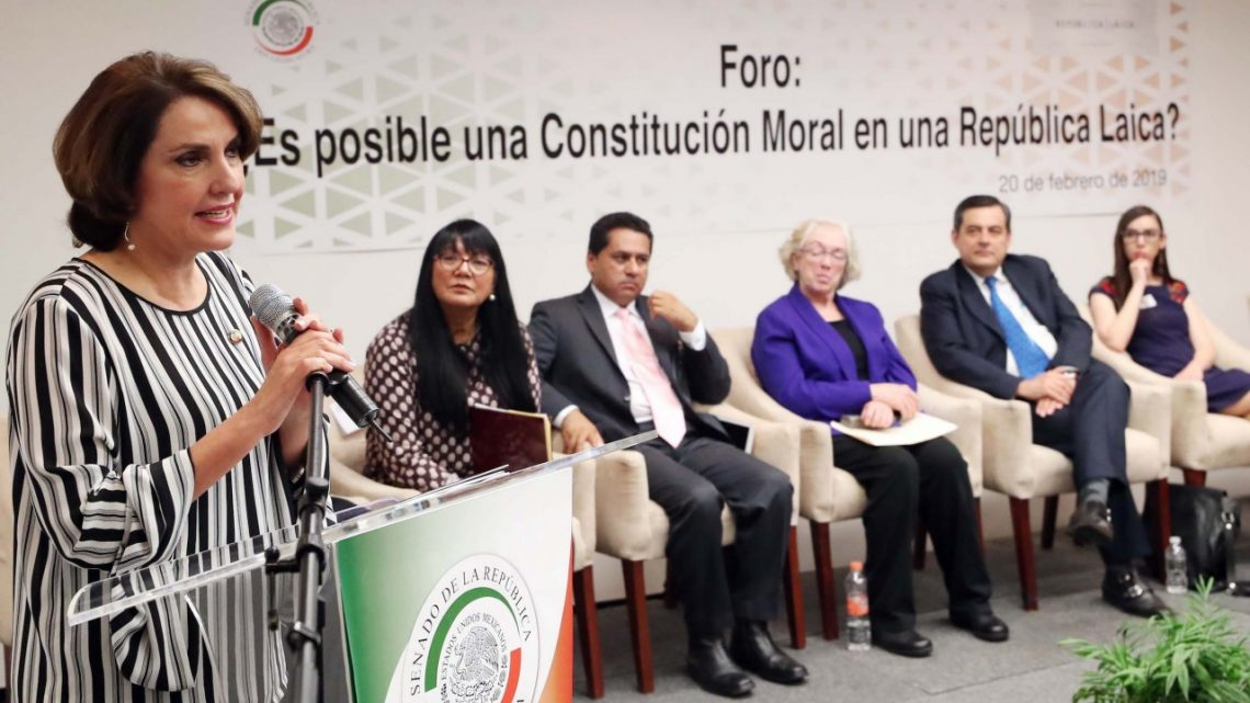 Hay oposición a la Constitución Moral, propuesta por AMLO