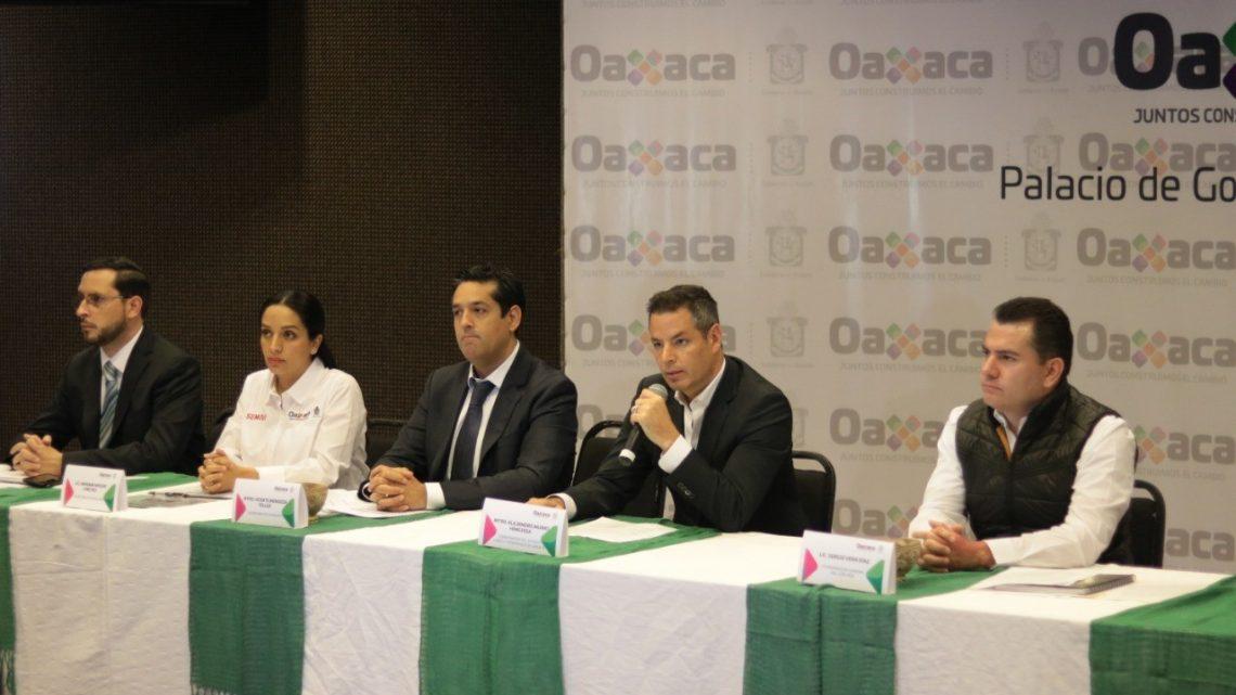 Gobierno del Estado contribuye a la economía de las familias oaxaqueñas: Alejandro Murat