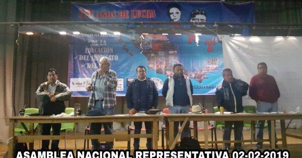 ANDARES POLÍTICOS: La permisividad del gobierno a la CNTE