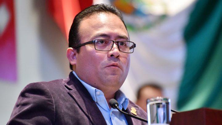 Diputado Pável Meléndez niega haber incitado a la violencia en la toma de Ciudad Administrativa