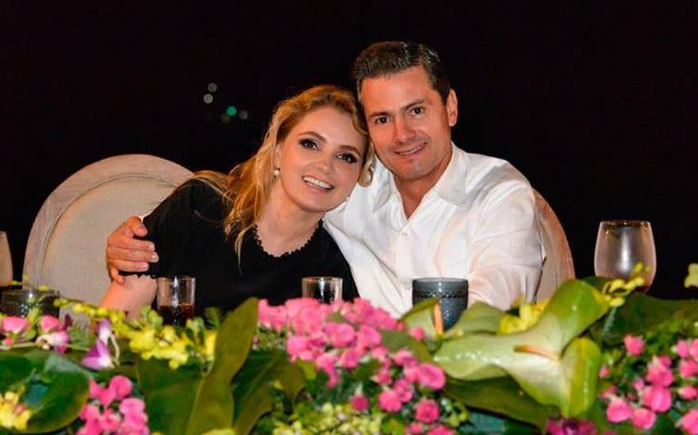 CRÓNICA POLÍTICA: Enrique y Angélica… fin de la telenovela