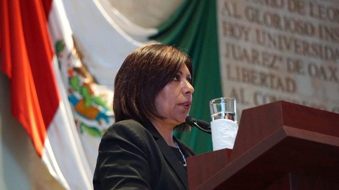 ¿Por qué Morena dirige advertencia a la diputada Hilda Pérez Luis sobre desaparición de poderes en Tlaxiaco?