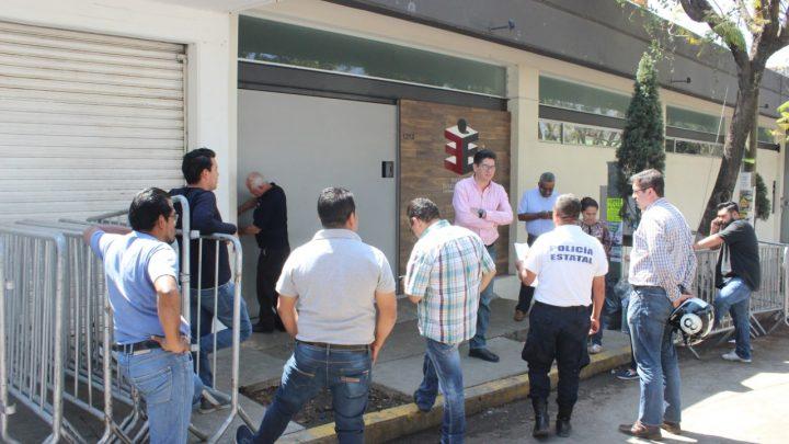 Manifestantes de Xanica liberaron instalaciones del IEEPCO