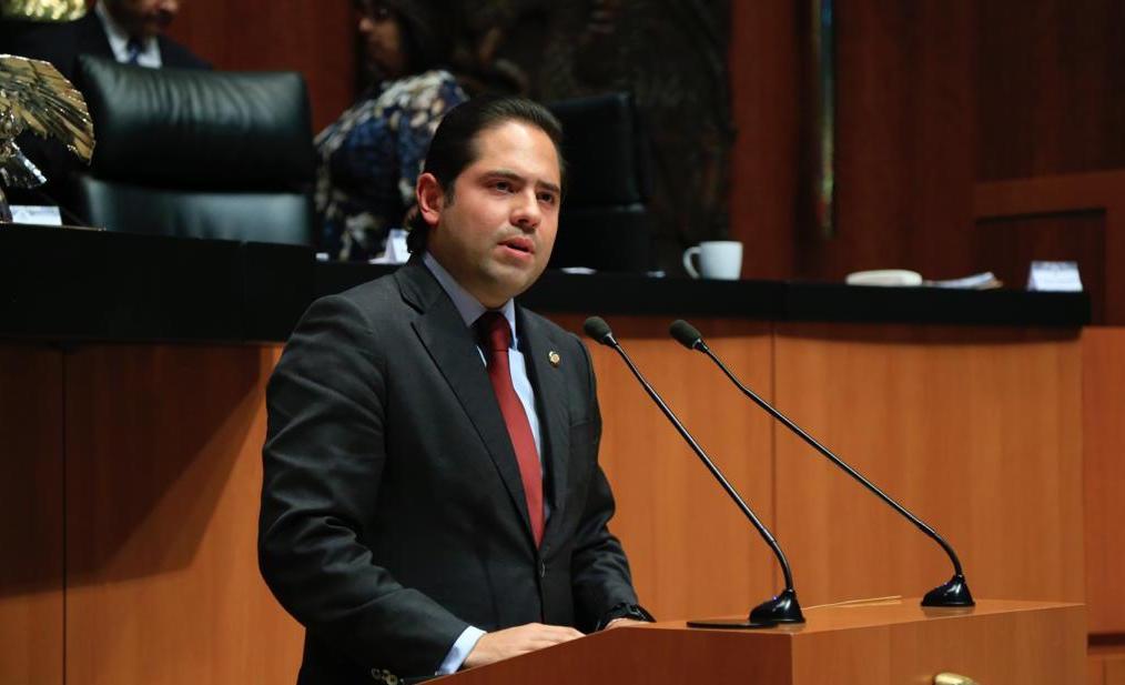El senador Raúl Bolaños, por dar continuidad a proyecto de energía eólica