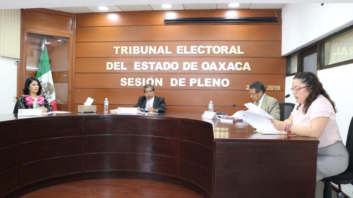 Incrementa TEEO multa a   Hageo Montero López, pero solo a 45 mil pesos
