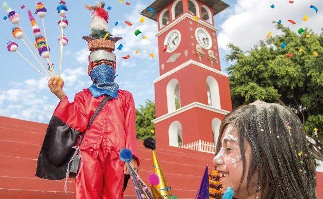 Invitan al Carnaval 2019 en la Villa de Zaachila