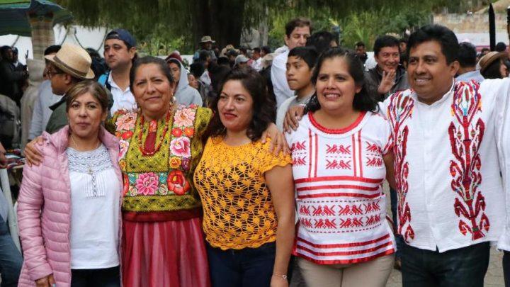 Legislativo de Oaxaca y Ejecutivo federal van juntos por desarrollo del estado
