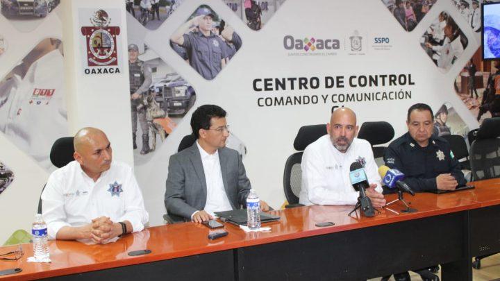 Desplegarán operativo de seguridad para proteger elecciones en las agencias municipales de Oaxaca de Juárez