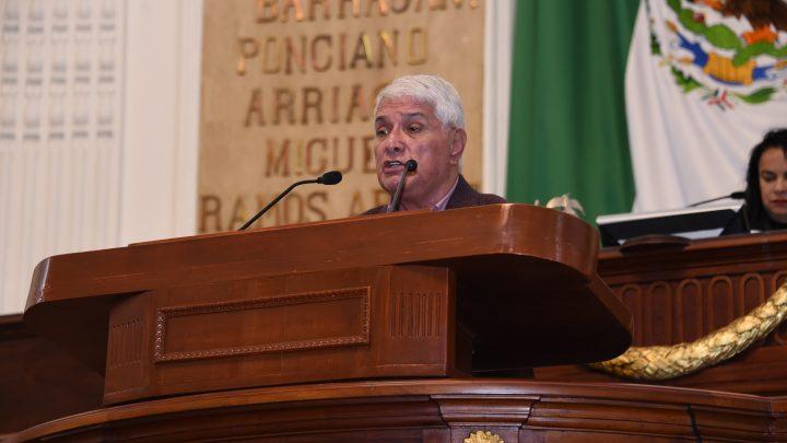 Fallece Virgilio Caballero