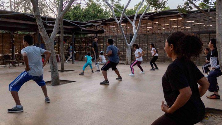 Ofrece Ciudad de las Canteras activación física y sano esparcimiento