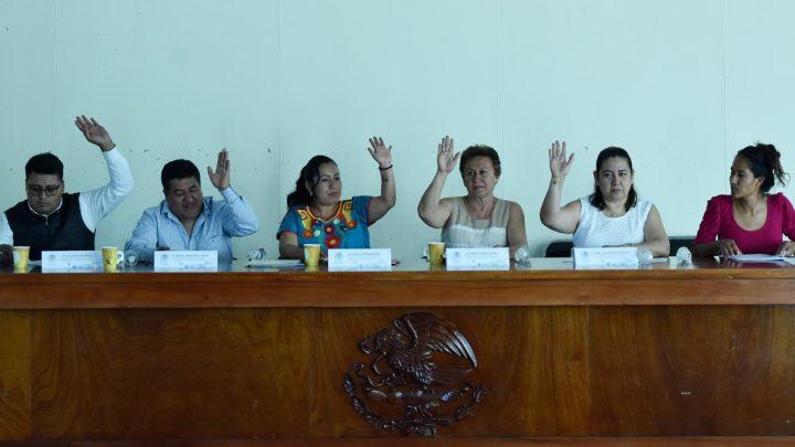 Llama Legislativo a comparecer a aspirantes a Contraloría del IEEPCO