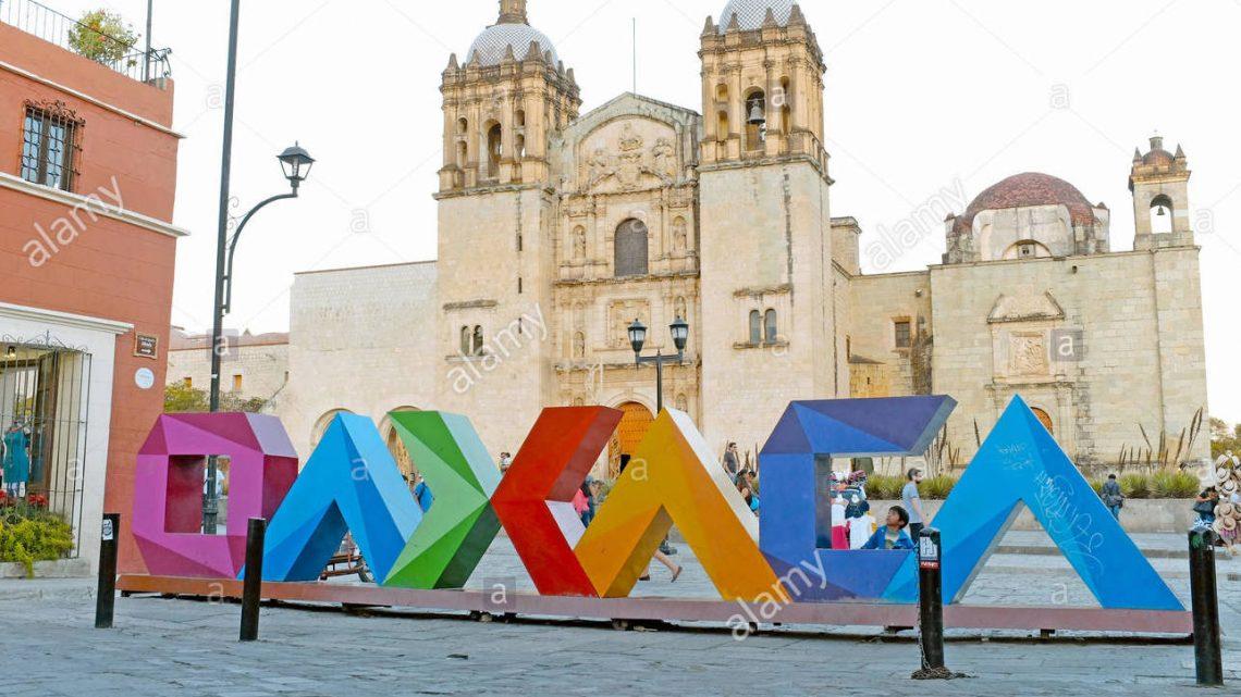 ¿Por qué fue retirada la palabra Oaxaca? En el ayuntamiento dicen que no correspondía a la identidad
