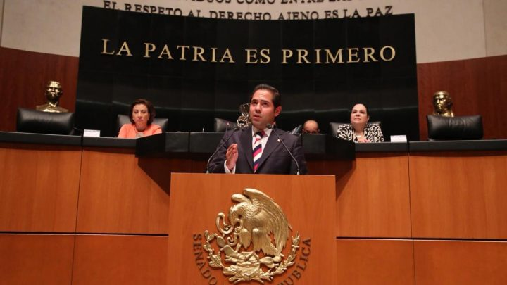 Recurso de extinción de dominio también debe ir a la prevención del delito, y para becas: Raúl Bolaños