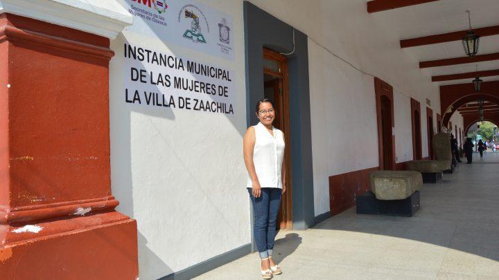 Mantiene IMM atención prioritaria a mujeres en Zaachila