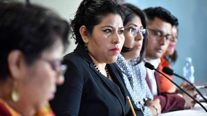 Organizaciones y líderes sociales sin injerencia en la renovación de la DDHPO: Magaly López