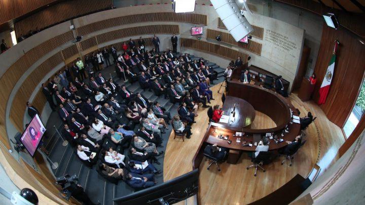 Ante los tiempos de transformación, están a prueba juezas y jueces: Felipe Fuentes Barrera