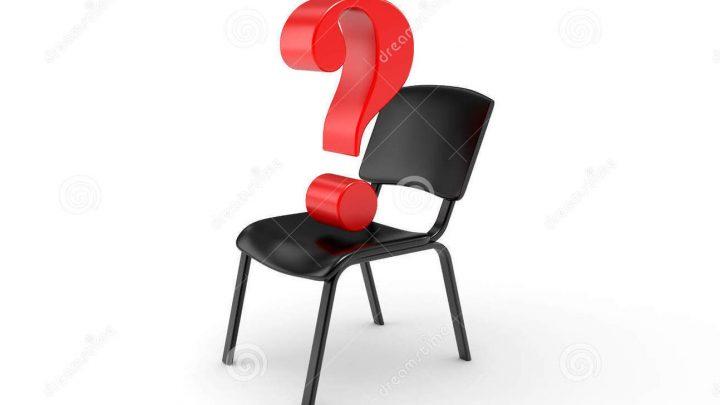 La silla que hereda