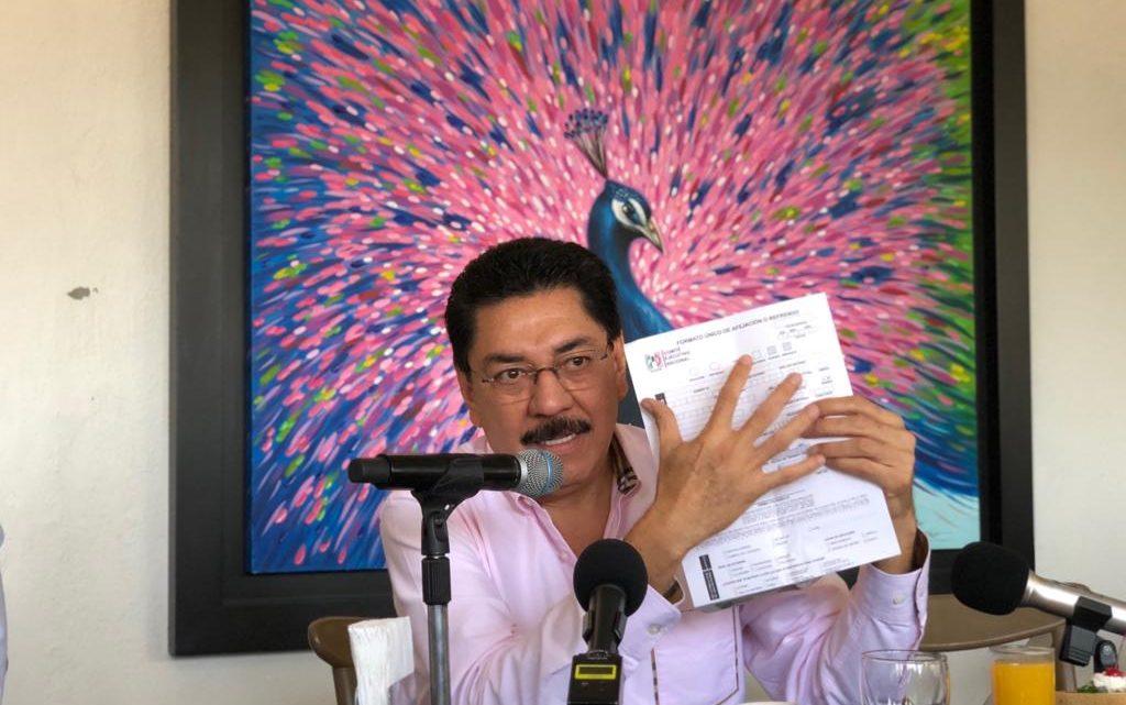 """Ulises Ruiz ve necesario el """"piso parejo"""" en la elección interna del PRI"""