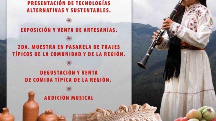 Invitan a Expo Feria en Santa María Tlahuitoltepec