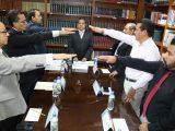 Toma protesta Comité Técnicos de Archivos del TEEO