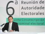 Juicio en línea debe ser analizado en próxima reforma electoral: Felipe Fuentes Barrera