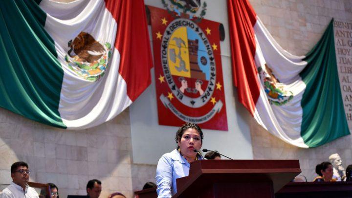 Justicia para comunicadores comunitarios asesinados en Oaxaca, pide Magaly López