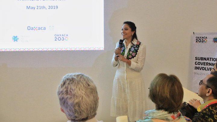 Oaxaca, plataforma de diálogo de países miembros de la ONU