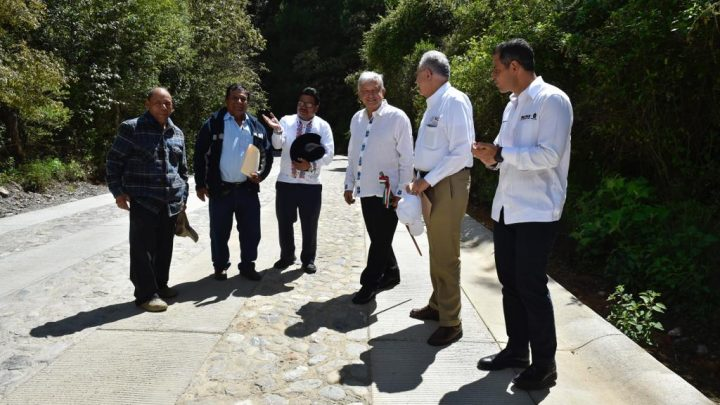 Tequio, máxima expresión de la cultura solidaria de Oaxaca: Alejandro Murat