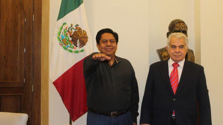 Toman protesta a Juan Rodríguez como Comisionado Especial para hechos de Nochixtlán y demás casos del 19 de junio de 2016