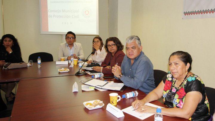 Analizarán en Oaxaca Ley en materia de Protección Civil