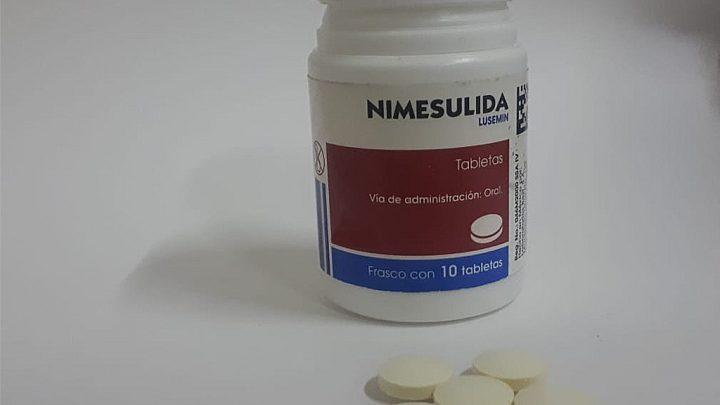 Exhorta SSO a médicos evitar prescribir medicamentos que contengan Nimesulida