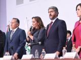 """""""Más que un tema de reglas"""", la renovación de la dirigencia nacional del PRI """"es un tema de voluntad"""": Claudia Ruiz"""