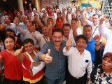 Ulises Ruiz aventaja en 9 de 10 distritos electorales federales